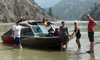 White Sturgeon Fishing Tours BC